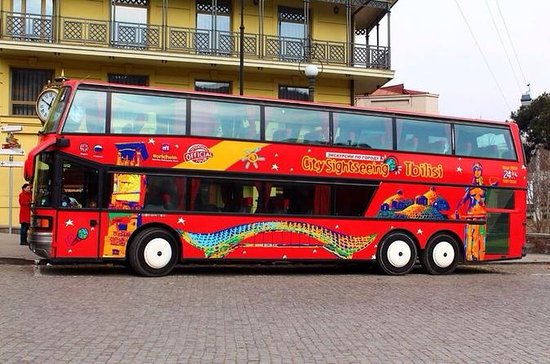 City Sightseeing Tbilisi Hop-On ...