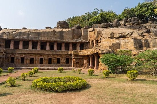 Private Tour: Full-Day Khandagiri...