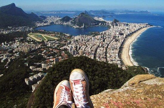 Wanderung zum Morro Dois Irmãos und...