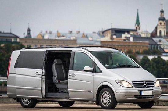 Private Minivan transfer from Riga to...