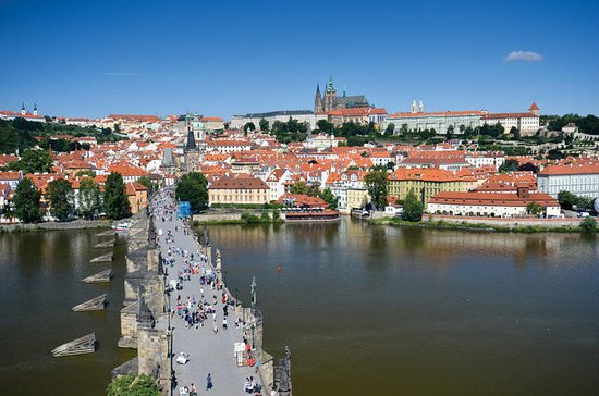 Prague Castle, Old Town Private...