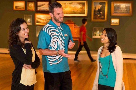 Museum of Te Papa Tongarewa Twilight Express Tour