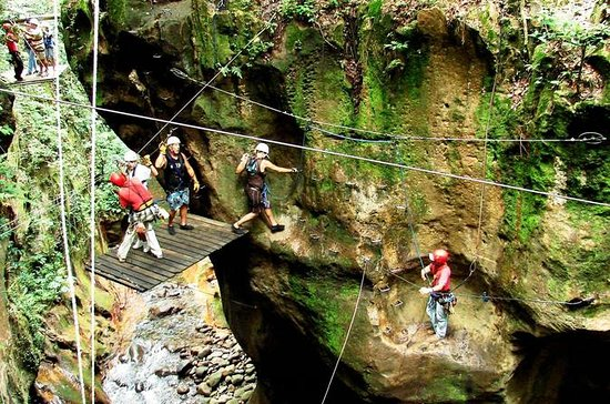 Guachipelin Adventure Zipline...