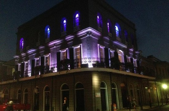 French Quarter Walking Ghost Tour of...