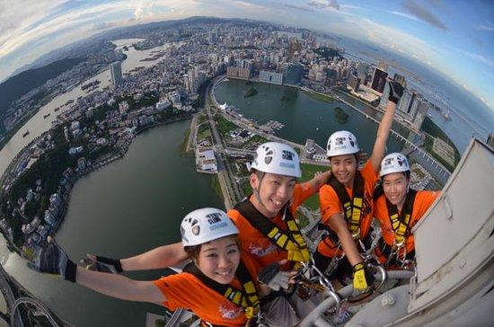 Macau Tower Climb