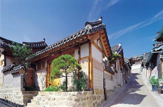 ソウル発、世界遺産を巡る終日ツアー