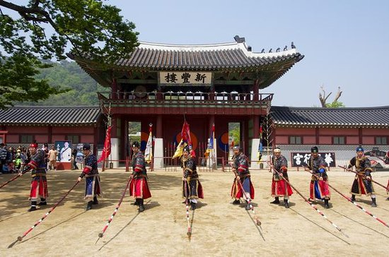 Seoul Vicinity Full Day Tour