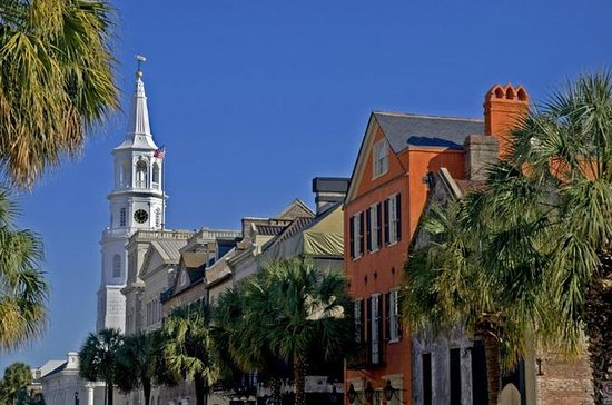 Charleston 2-Hour Historical Walking...