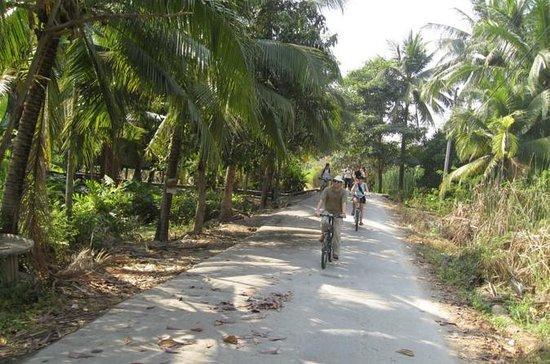 Bangkok-Tour per Boot und Fahrrad