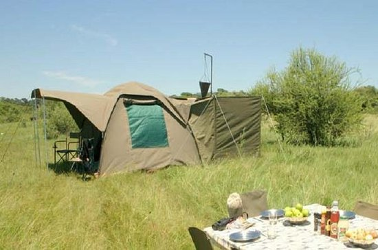 Parc national de Chobe Camping Safari...