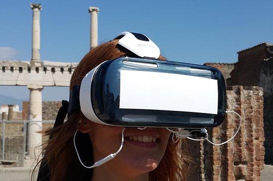 Tour privato di Pompei con occhiali