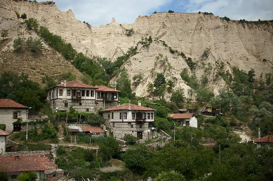 Melnik and Rozhen Monastery