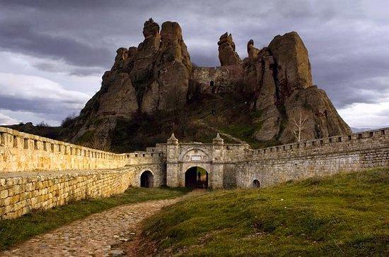 Les roches de Belogradtchik et la...
