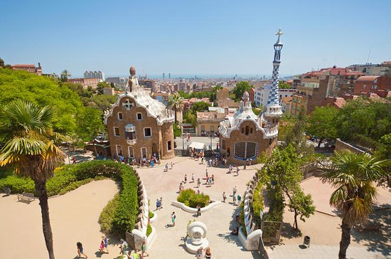 Barcelona Park Güell and La Sagrada Familia Skip-the-Line Tour