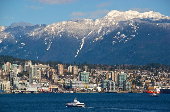 Vancouver, North Shore Tour with Capilano Suspension Bridge