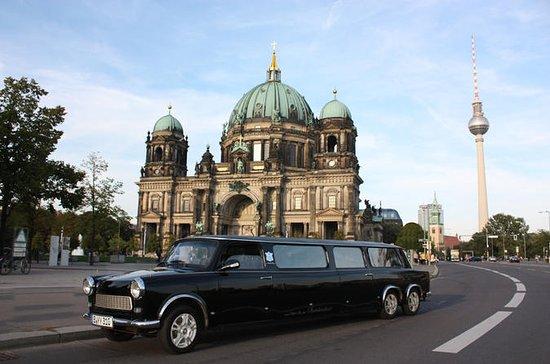 Visite privée: Berlin en limousine...