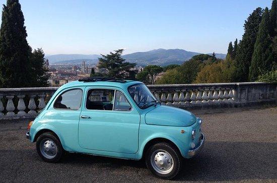 Tour in auto della Toscana da Firenze