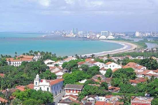 City Tour of Recife and Olinda from Porto de Galinhas