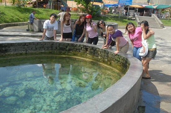 Hot Spring and Templers Park...
