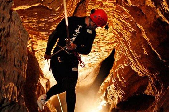 Waitomo Höhlen Abenteuer
