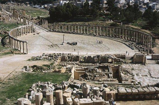 The North Tour of Jordan Jerash Ajlun...