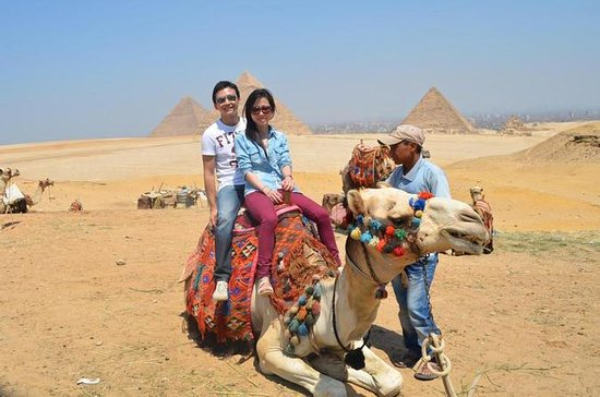 Cairo 3-Day with Giza, Museum...