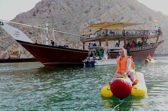 All Inclusive Musandam Dhow Day Trip...