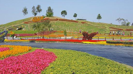 Houli Huatian Pinbu Park