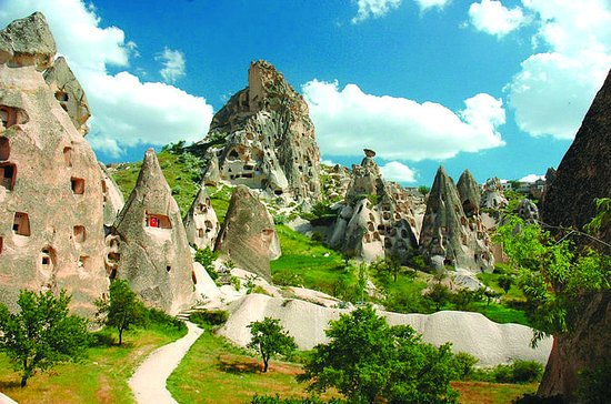 South Cappadocia Green Tour with...