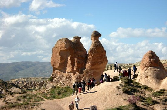 North Cappadocia Red Tour med Goreme ...