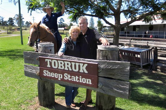 Private Tobruk Sheep Station Day Tour...