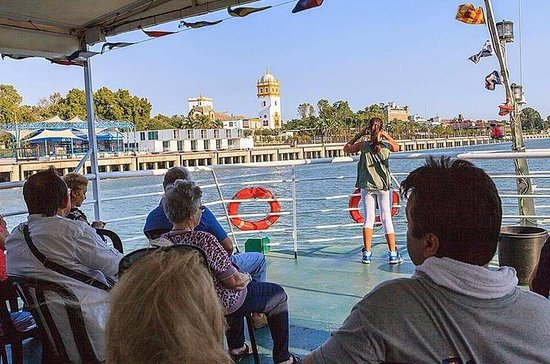 Guadalquivir River Boat Trip from...