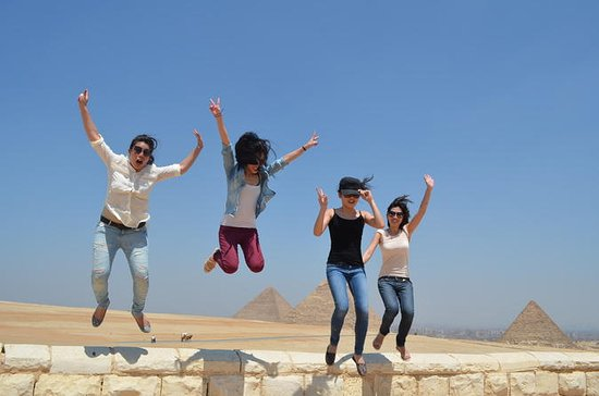 Cairo Day Tour to Giza incl. Nile Dinner Cruise