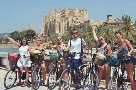 Palma Old Town and Bellver Castle...