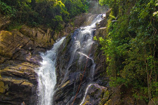 Day Trip: Waterfall Rappelling and