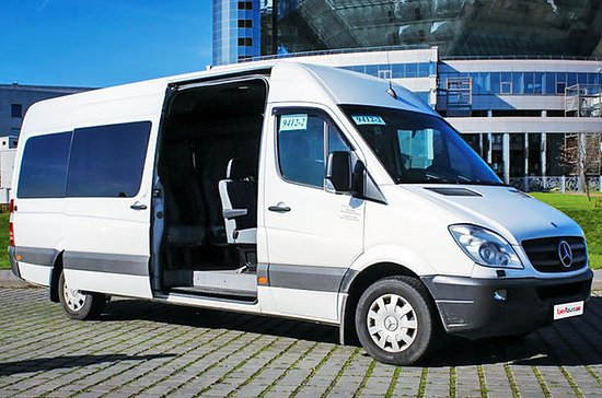 Shuttle Arrival Transfer from Antalya Airport to Alanya