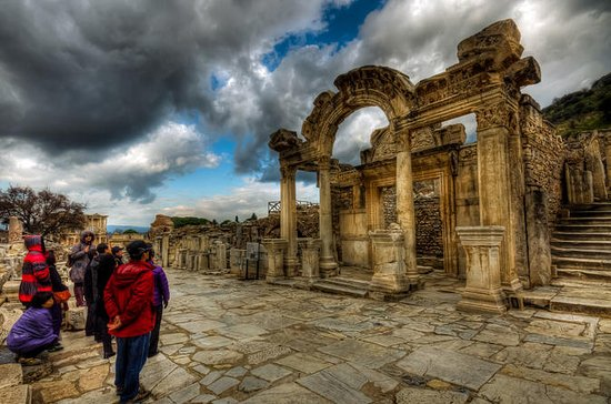 Ephesus Shared Tour for Cruise Passengers from Kusadasi Port
