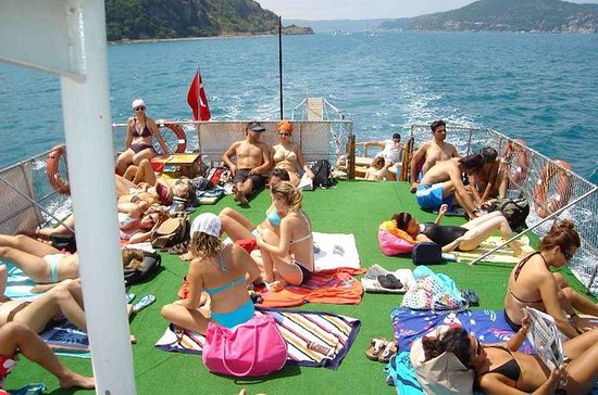 All Inclusive Boat Tour in Marmaris...