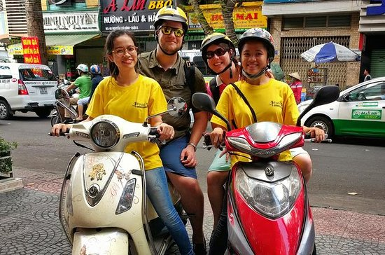 Ho Chi Minh City Street Food Tour by...