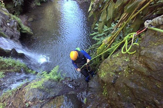 Full-Day Canyoning Including Transfer ...