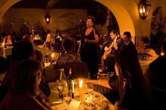 Lisbon Fado Dinner Show and Panoramic...