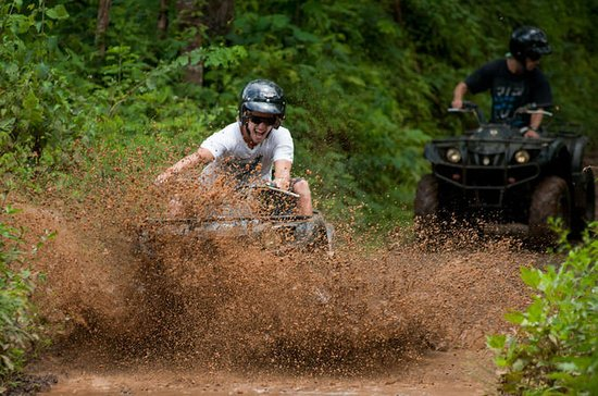 Tamarindo 3-Hour ATV Mountain Tour