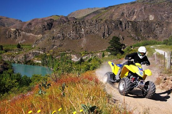 Queenstown Quad Bike Adventure