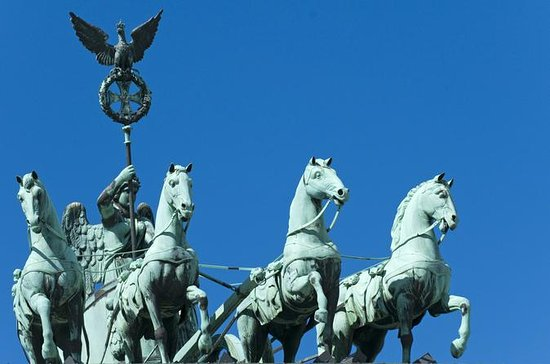Berlin Walking Tour: WWII History...