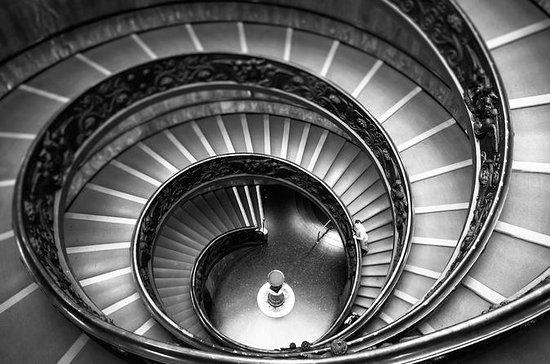 Privat tur: Vatikanmuseet Sixtinske...