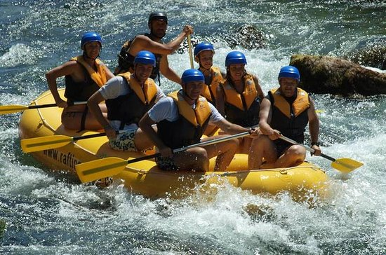 Cetina River White Water Rafting from...
