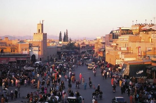 Marrakech Private Guided City Tour...