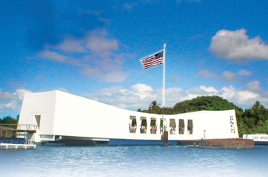 Deluxe Arizona Memorial and...