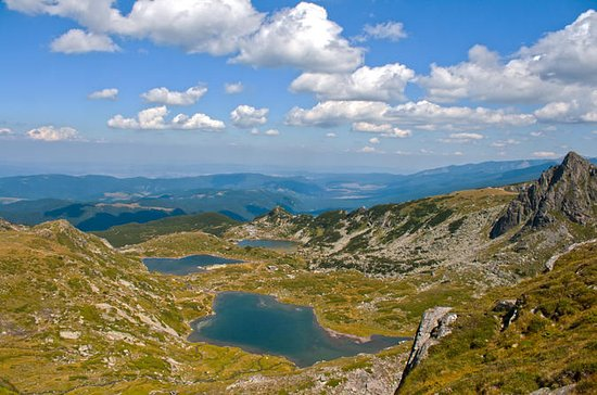 Seven Rila Lakes Hike Small-Group...