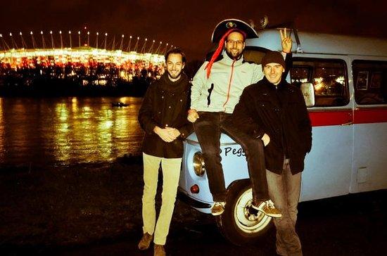 Warsaw by Night Tour